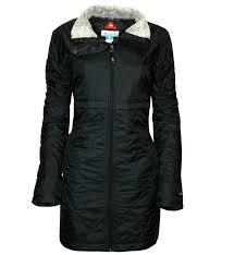 columbia morning light jacket womens s m columbia woodloch pines morning light long puffer light