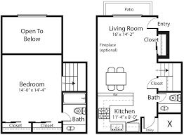 most popular floor plans the villages of chapel hill apartments in carrboro nc 2