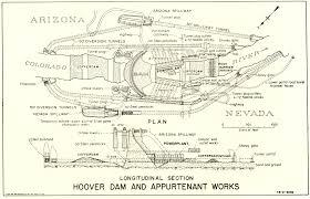 Lake Mead Map Qala Bist Com 1935 September