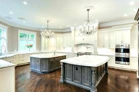 two kitchen islands kitchen with two islands gfinance
