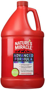 amazon com nature u0027s miracle advanced stain and odor remover