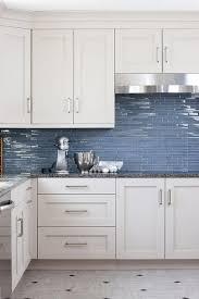 blue tile kitchen backsplash backsplash kitchen blue kitchen color 15 beautiful blue