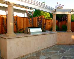setting up the outdoor kitchen islands house interior design ideas