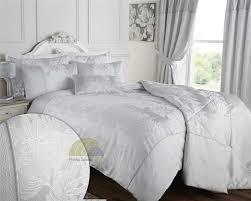 luxury woven jacquard quilt duvet cover bedding bed linen sets