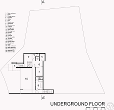Underground Home Floor Plans by Mountain House Underground Interior Design Ideas