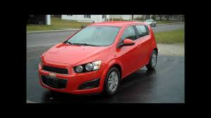 2012 chevy sonic lt hatchback youtube