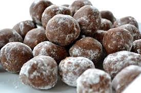 rum balls mother thyme