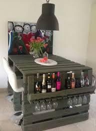 appendi bicchieri bar costruire un fantastico mobile bar per la vostra casa con il fai