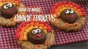 how to make festive thanksgiving cookies