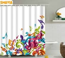 Curtains Music Online Get Cheap Music Note Curtains Aliexpress Com Alibaba Group