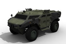 future military vehicles snafu fnss pars 4x4