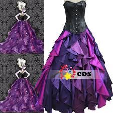 ursula costume witch dress the mermaid ariel mermaid princess