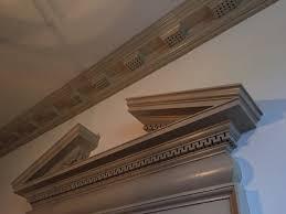 cornice cornice with mutule blocks historic odessa foundation