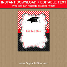 college graduation decorations graduation party decorations college graduation sign printable