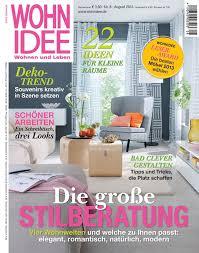 wohnidee zeitschrift top 10 design magazine in deutschland wohn designtrend