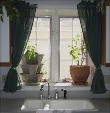 Grey Bathroom Window Curtains Kitchen Blue And Yellow Curtains 30 Inch Curtains Blue Gray