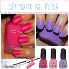 diy matte nail polish polyvore