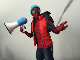 cool stuff toys the amazing spider man 2 sixth scale figure