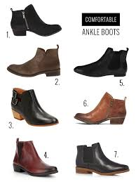 Comfortable Brown Boots Comfortable Ankle Boots You Can Wear All Day Oleander Palm
