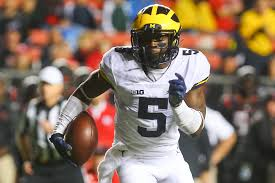 jabrill peppers gets shorter heavier at nfl combine weigh ins