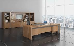 100 ikea hemnes desk light brown office workstation from