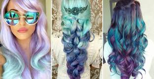 Color Extensions For Hair by Mermaid Hair Inspiration U2013 Hidden Crown Hair Extensions