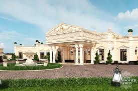 professional villa u0027s exterior design in doha qatar antonovich