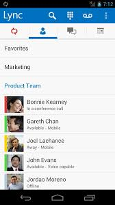 microsoft lync 2013 for android microsoft releases lync 2013 for android brings holo to the