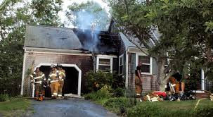 house fire in falmouth