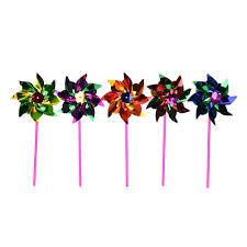 aliexpress com buy 5pcs colorful windmill diy garden windmill
