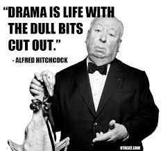 Alfred Meme - old radio drama is life with the dull bits cut out alfred