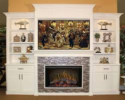 wall units stunning built in entertainment center with fireplace