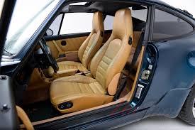 porsche turbo interior 1994 porsche carrera 3 6 turbo stock 1991101a for sale near new