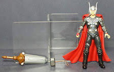 hammer thor comic book hero action figures without packaging ebay