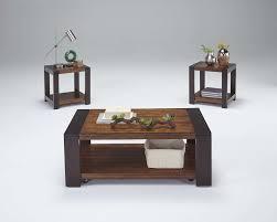 brayden studio hayley 3 piece coffee table set u0026 reviews wayfair