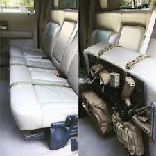 survival truck gear under seat storage toy accessories pinterest seat storage