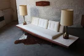 1112 platform sofa w chaise south of urban modern mikemikellc
