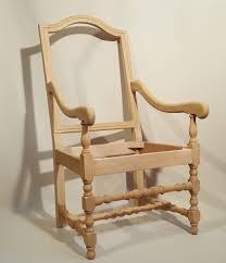 fauteuil dos fauteuil louis xiii bobine dos moulure les beaux sièges de