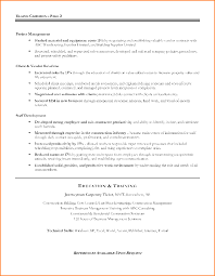 Resume For Management Position 12 Construction Resume Objectives Paradochart