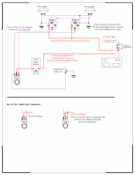headlight dimmer switch wiring diagram in 84 86lightingsmall jpg