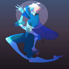 blue opal gemsona lee on twitter