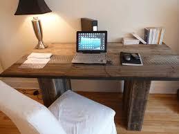 planche pour bureau awesome bureau bois planche plateau vieilli pictures