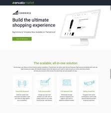 and envato partner to launch new ecommerce category on themeforest