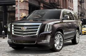 cadillac jeep interior 2017 cadillac escalade platinum price and interior autosdrive info