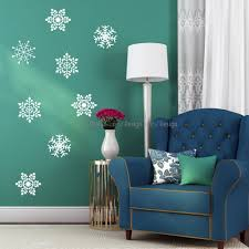 christmas tree wall decal christmas designs wall decals snowflakes wall decal