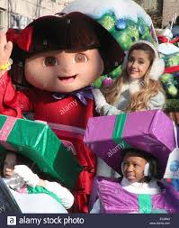 87th macy s thanksgiving day parade in new york city featuring