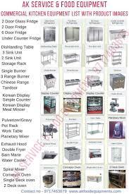 kitchen home kitchen equipment list room design decor photo at