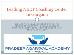 neet coaching neet coaching in gurgaon pradeep agarwal academy