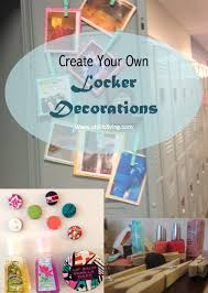 Ideas For Decorating Lockers Best 25 Locker Crafts Ideas On Pinterest Locker Crafts