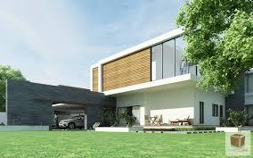 contemporary minimalism home design